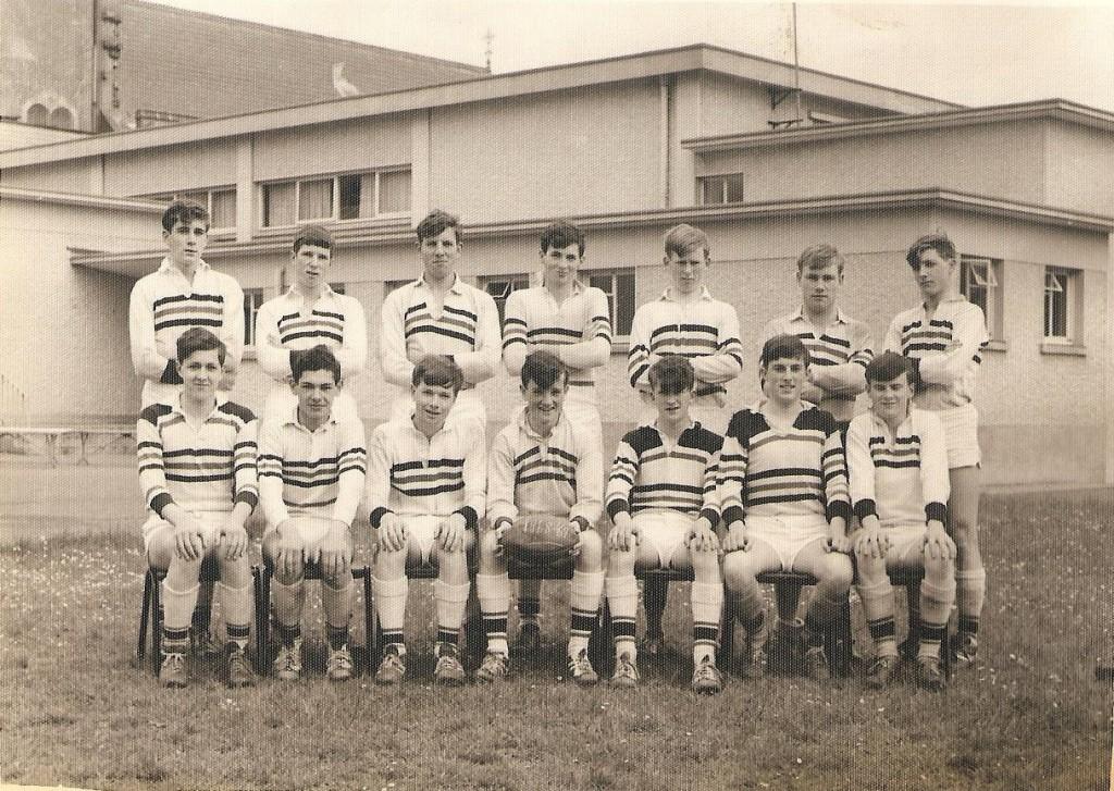 Mungret College 2nds 1968-69